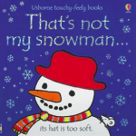 "cover of ""That's Not My Snowman"""